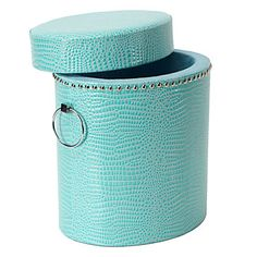 Marcella storage aquamarine z gallerie