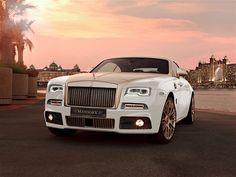 Mansory Rolls Royce Wraith – Eine Luxusvilla auf vier Rädern