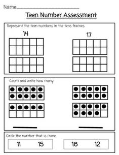 place value formative assessment idea reading tens and ones reteach place value. Black Bedroom Furniture Sets. Home Design Ideas