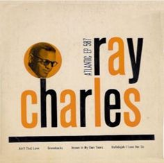 Rock Of Ages, Atlantic Records, Ray Charles, Extended Play, Lps, Albums, Sleeves, Poster, Jackets