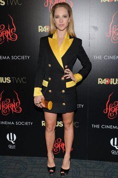 balmain blazer-dress