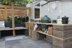 Draußen essen ist eigentlich am leckersten! Träumen Sie auch von diesen 12 Außenküchen? - DIY Bastelideen
