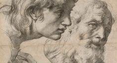 Raphael: Heads of Apostles