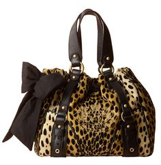 i'm not much of a cheetah print person, but this bag is pretty awesome
