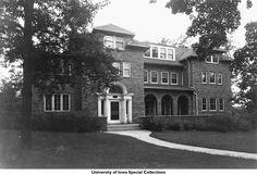 Zeta Tau Alpha, University of Iowa, 1920s. #ZTA #ZetaTauAlpha #SororityHistory