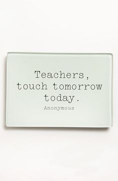 great gift for a teacher