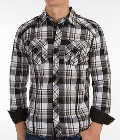 Buckle Black Something Shirt