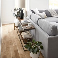 Cozy Living Rooms, Apartment Living, Home And Living, Living Spaces, Ikea Living Room, Sofa Tables, Console Table, Family Room, Bedroom Decor