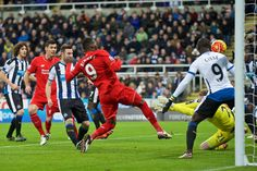 Lovren & Benteke vs Newcastle