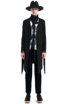Takahiromiyashita The Soloist Fall 2017 Menswear Collection Photos - Vogue