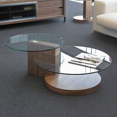 Angel Cerda Coffee Table - Deco How to Crafts Centre Table Design, Tea Table Design, Table Designs, Centre Table Living Room, Center Table, Modern Glass Coffee Table, Coffe Table, Table Furniture, Luxury Furniture