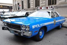 NYC Police Museum to put cop cars on display at New York Auto Show | Hemmings Daily