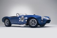 1964 Shelby 427 Cobra 'Flip-Top' Roadster