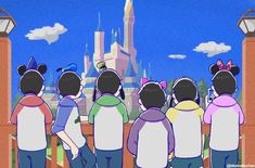 Japanese Show, Gakuen Babysitters, Comedy Anime, Gekkan Shoujo, Skullgirls, Ichimatsu, Durarara, Bungou Stray Dogs, South Park