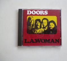 CD album / THE DOORS / L.A. WOMAN / 7559-75011-2 / 1971 / ELEKTRA