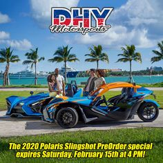 Saturday, Feb is the final day to the 2020 get priority shipping, limited warranty, and free installation of some accessories. Conditions apply, see for complete details. Polaris Slingshot, Used Motorcycles, Monster Trucks, Car, Free, Accessories, Automobile, Cars
