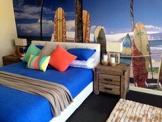 'Brazil. Malibu Surfboards' Pickawall Wallpaper