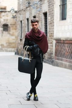 Street style by Israel