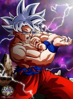 Ultra Instinct Mastered by Dragon Ball Z, Z Warriors, Manga Dragon, Anime Merchandise, Anime Costumes, Fan Art, Character Design, Cartoon, Drawings