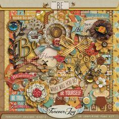 TDD ForeverJoy_Be_Folder CD #15
