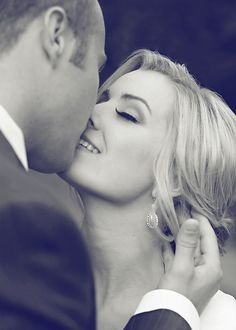 "ADORE This ""First Kiss"" Shot 