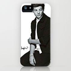 Louis Tomlinson One Direction Signature iPhone Case