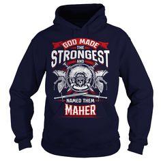 MAHER, MAHER T Shirt, MAHER Hoodie https://www.sunfrog.com/Names/264739375.html?46568