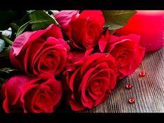 Нежная Песня Поздравления С Днем Рождения И Много Роз!! - YouTube