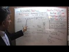 GRE Math Day 410, p136, Quantitative Comparison 14-15, Online Prep Tutor...
