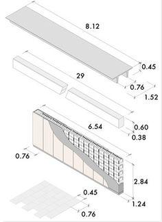Detailed construction diagram.