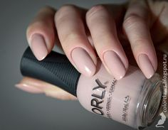 Daily Claws: Orly Dare to Bare