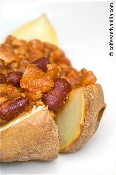 Bonfire Night recipe idea - Chilli con Carne Mexican Texan dish