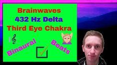 Brainwaves 432 Hz Delta Third Eye Chakra Ajna Third Eye Meditation, Chakra Meditation, Meditation Music, Third Eye Opening, Binaural Beats, Third Eye Chakra, Spiritual Practices, Subconscious Mind, Physics