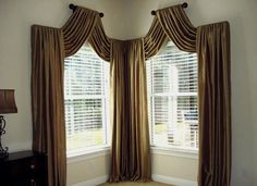 Window Treatment Ideas - CLICK THE PICTURE for Various Window Treatment Ideas. #curtains #drapery