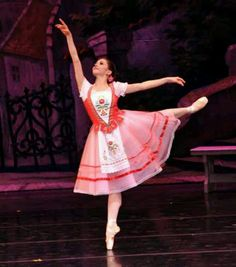 """Coppelia"" - Festival Ballet Theatre, Costume by Heather Lerma"