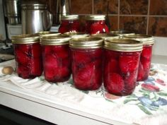 canned beets, anyone?