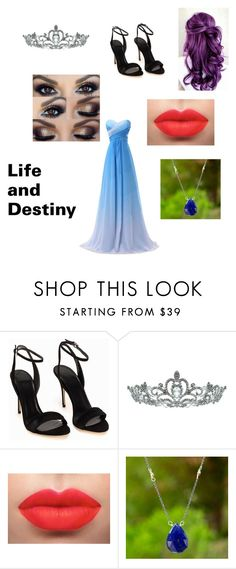 """""""Claire Mcgarden-Vermillion"""" by lkwillowsx ❤ liked on Polyvore featuring Polo Ralph Lauren, Kate Marie and NOVICA"""