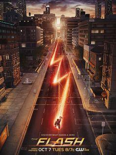 Jeune expert de la police scientifique de Central City, Barry Allen se retrouve doté d'une vitesse extraordinaire après avoir été frappé par la foudre. Sous le costume de Flash, il utilise ses nouveaux pouvoirs pour combattre le crime.