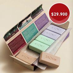 Regalo Natura - Ekos Jabones Money Clip, Eyeshadow, Beauty, Green Technology, Cosmetics, Soaps, Plushies, Gift, Eye Shadow