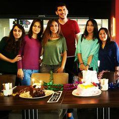 Doğum günü Alexander's Coffee'de! :)