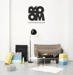 Poligöm / LEGO - Room Copenhagen