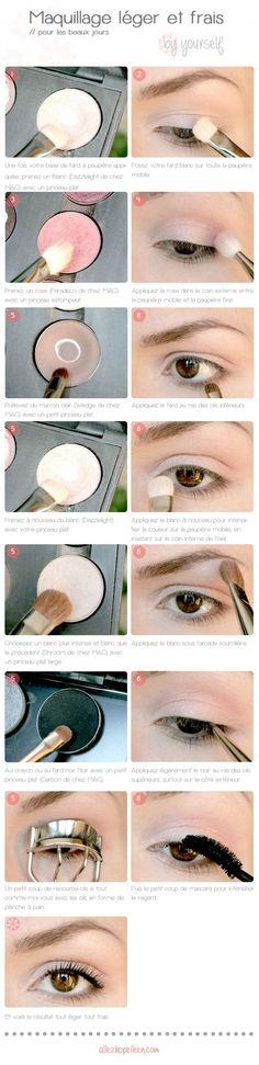 different ways to put on eyeliner site pour un plan cul