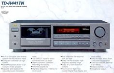 jvc cassette deck - Google Search
