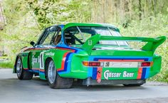 1976 BMW 3.5 CSL Group 5 'Batmobile' | Jan B. Lühn