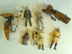 Star Wars Loose Action Figure Lot loose | Toys & Hobbies, Action Figures, TV, Movie & Video Games | eBay!