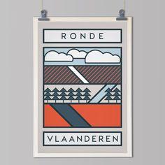 ROUTES - Ronde Vlaanderen