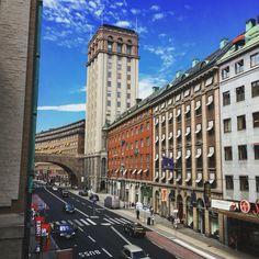 Kungsgatn in #stockholm #sweden