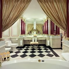 Suite in New York City | The Towers | Lotte New York Palace