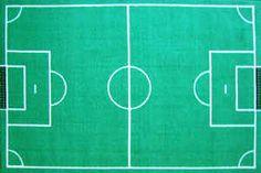 Sports Rugs-Soccer Field Rug
