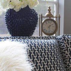 Texture through styling via Dana Frieling Interiors